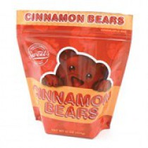 Sweets Gummi Cinnamon Bears 16oz Bags