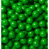 Sixlets Chocolate Dark Green 2 lb Bags