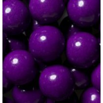 "Gumballs Purple 1"" 2 lb Bag"