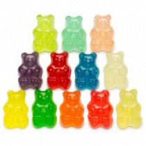 Gummies Bears Assorted 12flavors 5 lb Bags