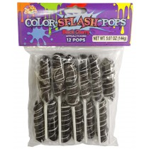 Splash Pops Black Cherry 12count Bags
