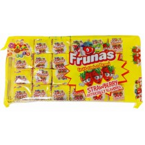 Frunas Yellow Red Strawberry 48count Tray