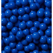Sixlets Chocolate Royal Blue 2 lb Bags