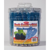 Rock Candy Blue Raspberry Tubs 36count
