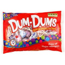 Dum Dums Assorted Pops Pinatas & Party 51oz Bags