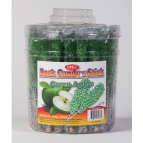 Rock Candy Green Apple Tubs 36count