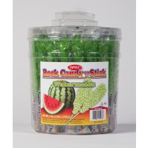Rock Candy Light Green Watermelon Tubs 36count