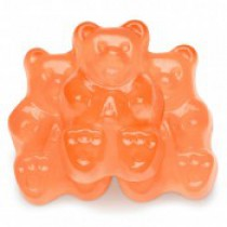 Gummies Bears Orange Peach 5 lb Bags