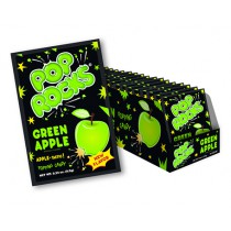 Poprocks Green Apple 24count Box