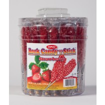 Rock Candy Red Strawberry Tubs 36count
