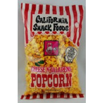Popcorn Cheese & Jalapeño 1oz 24count